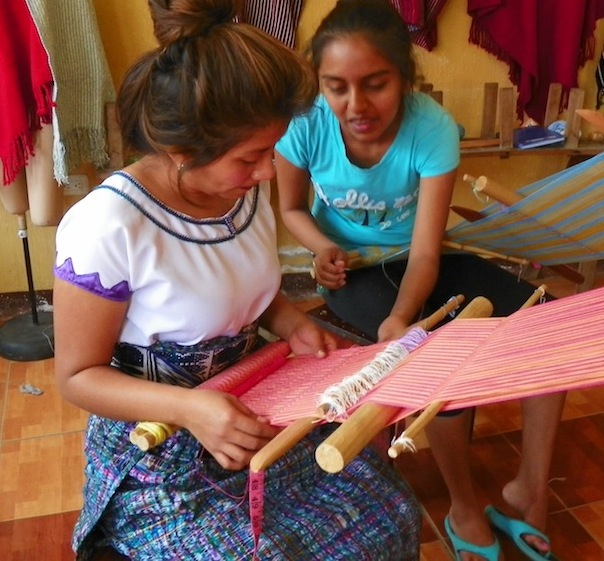 Guatemala Textiles Workshop