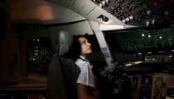 Amsale Gualu, First Female Ethiopian Airlines Captain | Tempo.co