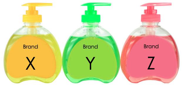 hand washing soap