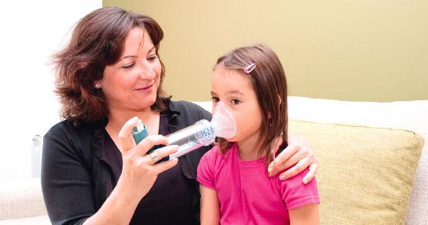 asthma kid