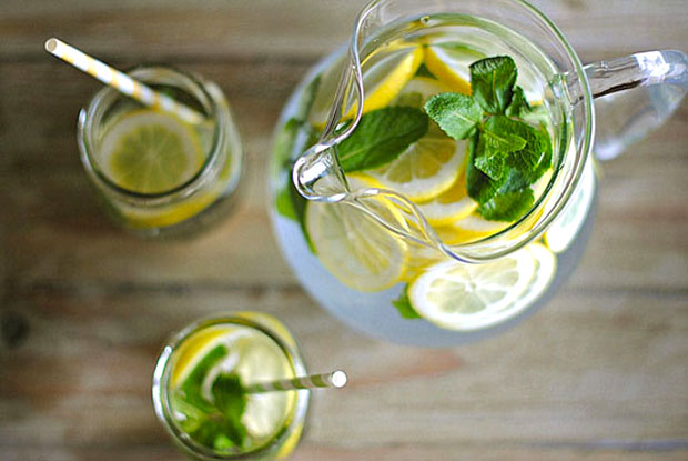 detox lemon cucumber