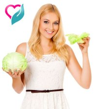 cabbage girl