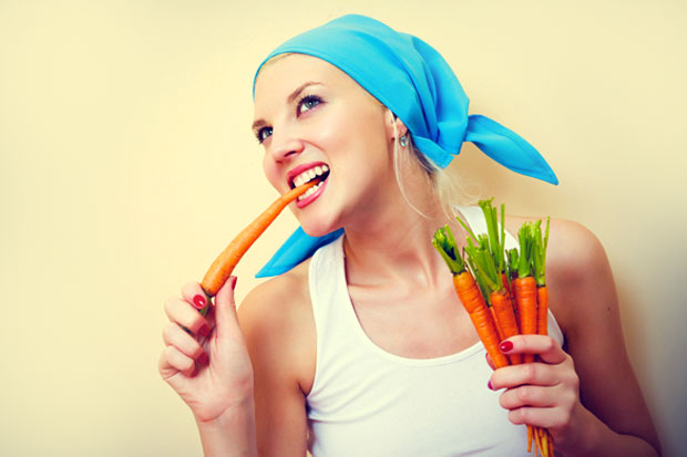 carrots for joint pain