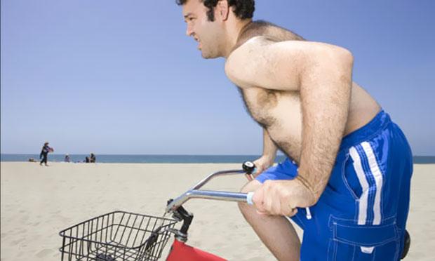 cycling erection