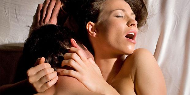 orgasm having girl