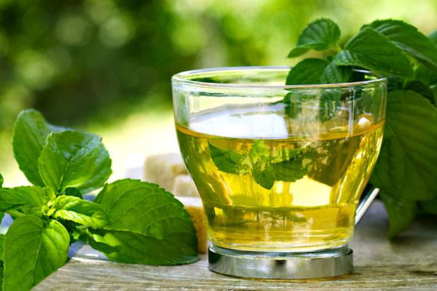 Spearmint Tea Leaves