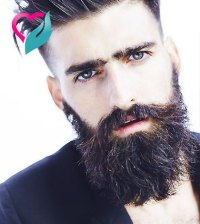 beautiful beard