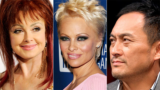 hepatitis c celebrities