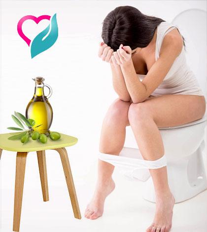 Olive Oil for Constipation