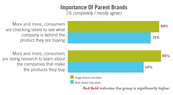 Importance Of Parent Brands
