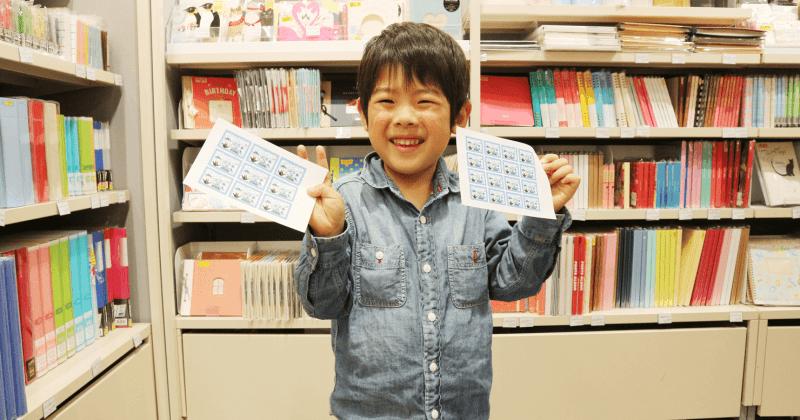4/29 LoFt 武蔵境店 「おなまえシールづくり」ワークショップを担当しました!