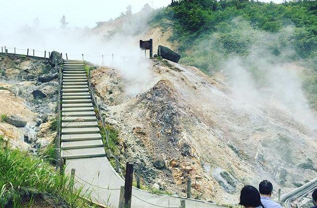 秋田の鹿角にカメラ日和の取材でした〜。台風前の晴れ間に撮れました。大自然の風景が素晴らしかった!ご飯もおいしかったです♡  #カメラ日和  #カメラ日和最新号は10月20日発売