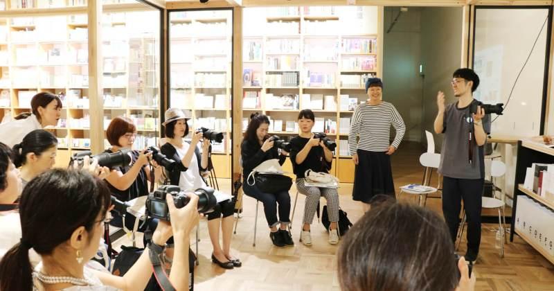 9/19(月・祝)無印良品 有楽町 Open MUJI「たのしいカメラ学校」お散歩撮影会 開催レポート