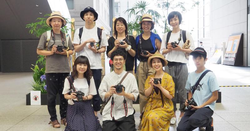 7/15(土)たのしいカメラ学校2017 デジタル一眼講座/入門コース第3回を開催しました。