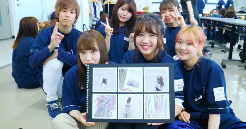 6/21(木)住田美容専門学校にて撮影講座を開催しました。