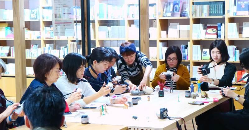 10/28(日)無印良品 有楽町『カメラ1年生』出版記念「入門者向けデジタル一眼講座」を開催しました!