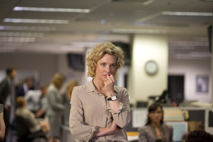 Cate Blanchett protagoniza Truth / © 2015 - Sony Pictures Classic