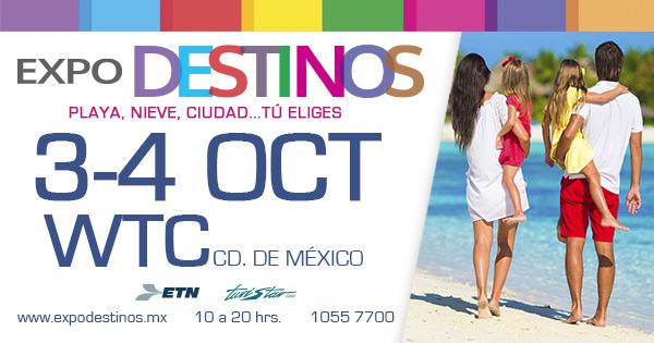 EXPO DESTINOS