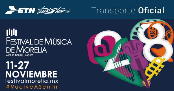 Boletos de Autobús a Morelia