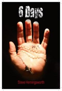 6 days, horror novel, Steve Hemingsworth
