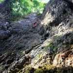 Rock Climbing in Vang Vieng