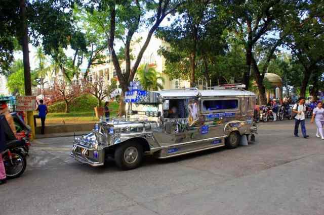 Jeepney in Laoag