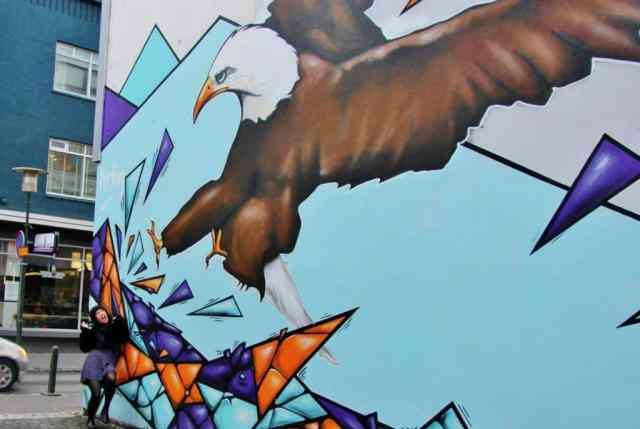 Street art Reykjavik