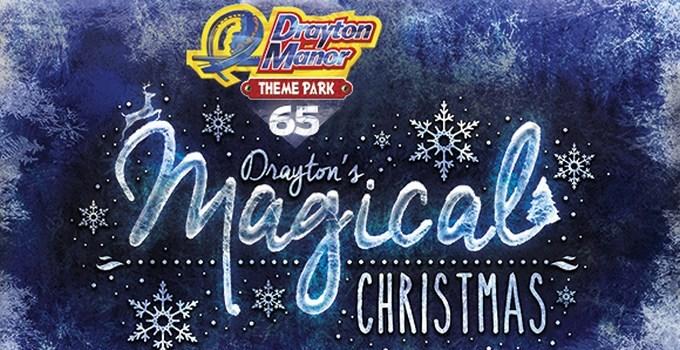 Magical Christmas at Drayton Manor Theme Park 2015