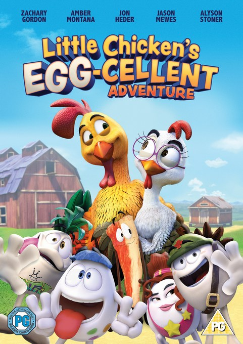 Little Chicken dvd