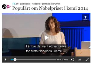 Nobelpriset kemi