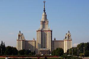L'université Lemonossov a pour objectif de former les meilleurs éléments du pays dans tous les domaines. ©Alexander Konovalenko