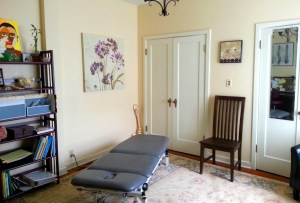Pelvic Wellness Center, Eugene Clinic Interior