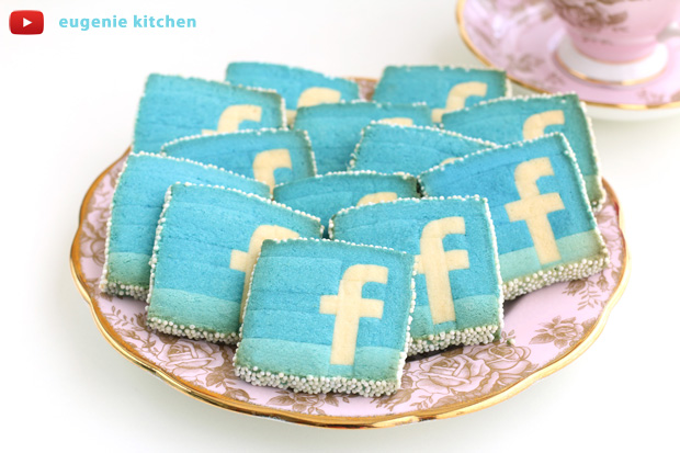 Facebook Cookies - Eugenie Kitchen
