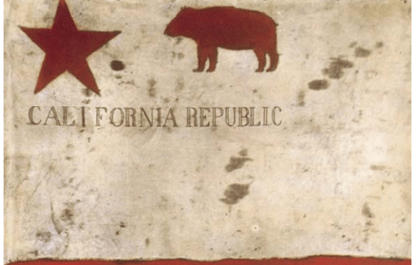 California State Bear Flag- Ep 1