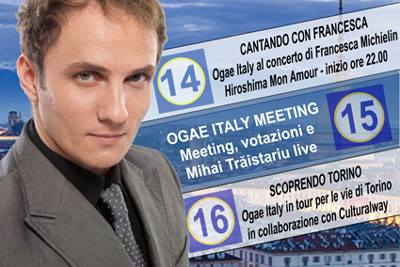 Ogae Italy – Oggi la Convention annuale a Torino