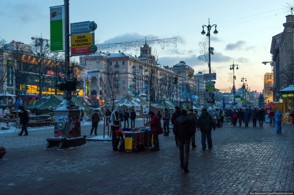 73 Anatomy of Maidan. Virtual tour of the protesters grounds
