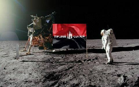 Why does the moon have a dark side? No doubt, Yarosh involved