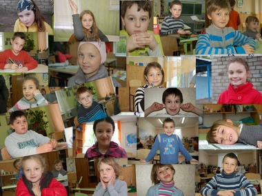 children 1 Children talking about Ukraine: Politics need to stop immediately