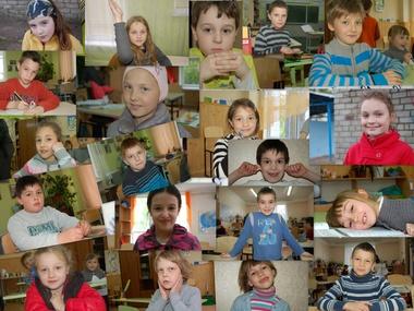 children 1 Children talking about Ukraine: Politics need to stop immediately