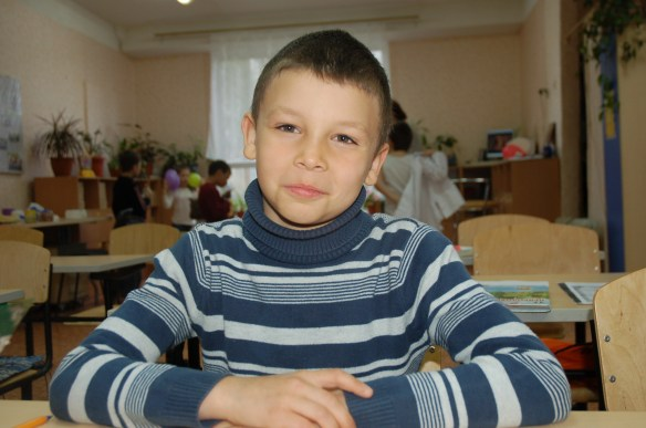 Children talking about Ukraine: Politics need to stop immediately
