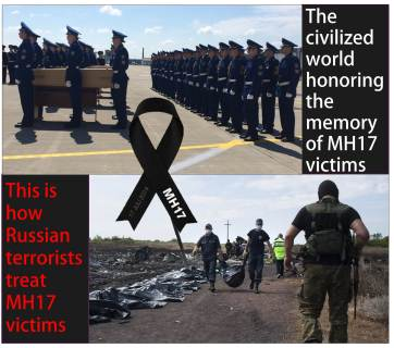 #Remember MH17