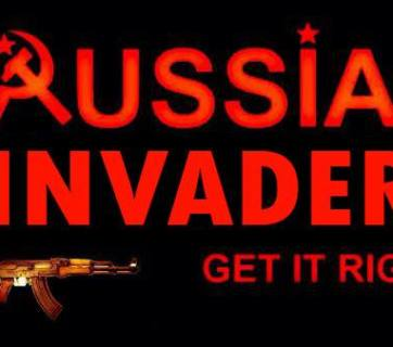 Russian Invaders