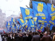 Svoboda protest action