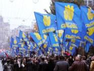 Svoboda protest action