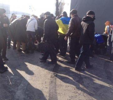 After Kharkiv terror act, Feb-22-2015