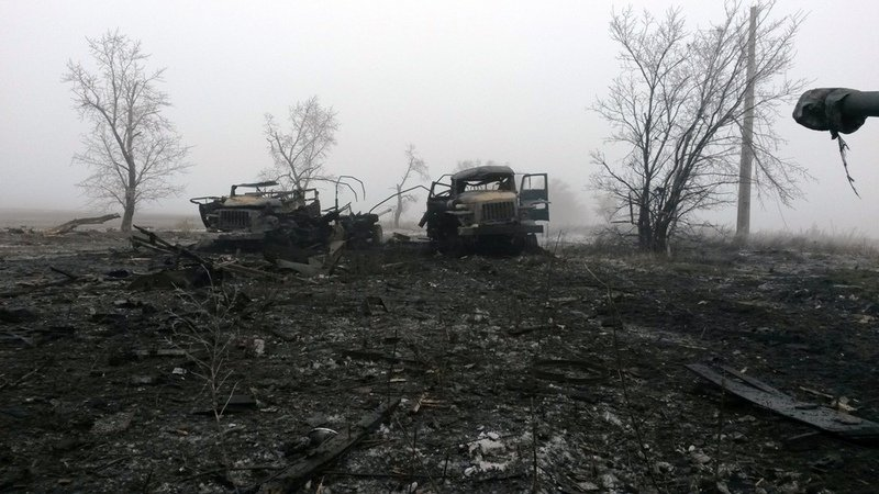 War in Donbas