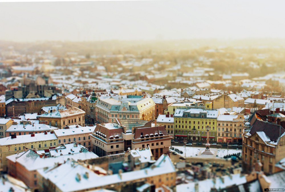 Lviv, Ukraine (Photo by Oleksandr Gontar)