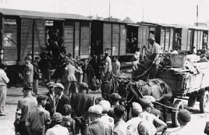 Deportation of Crimean Tartars, May 1944 (Image: cidct.org.ua)