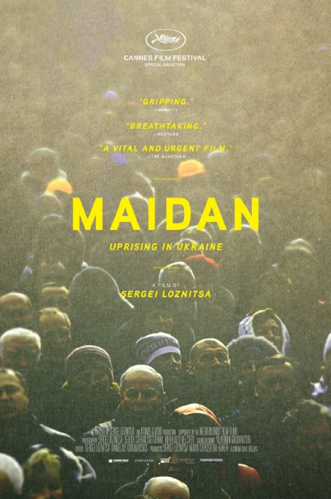 Maidan, directed by Sergey Loznitsa (2014)