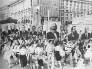 May 1 parade in 1986, Kyiv